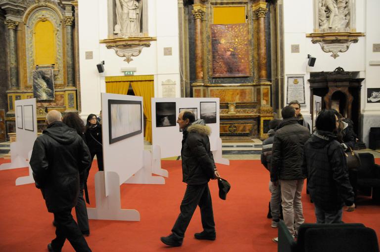Esserci (Aprile 2013 – Auditorium San Francesco [Castelfidardo, AN]
